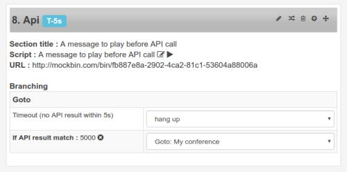 API Call